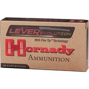 Hornady LeverEvolution .30-30 140 Gr. MonoFlex Lead Free, 20 Rounds