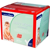 Exchange Select Unscented Baby Wipes Club Box, 432 ct.