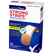 Exchange Select Strong Strip Antibacterial Bandage
