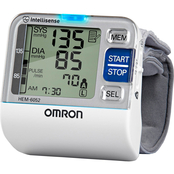 Omron Wrist Blood Pressure Monitor, BP652