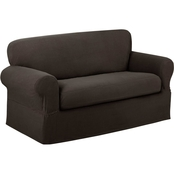 Maytex Reeves 2 pc. Loveseat Slipcovers