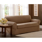 Maytex Pixel 2 pc. Loveseat Slipcover