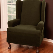 Maytex Pixel Wing Chair Slipcover