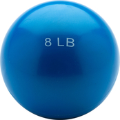 BeFit 8 lb. Toning Ball