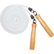 BeFit 8 ft. Wooden Handle Jump Rope