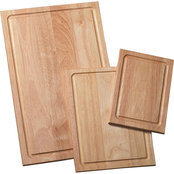 Farberware 3 pc. Wood Utility Board Set