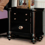Klaussner Danbury 2-Drawer Nightstand