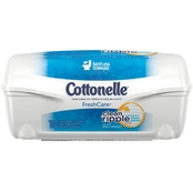 Cottonelle Fresh Care Flushable Cleansing Cloths 84 Ct.