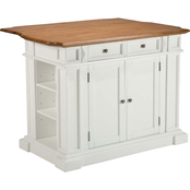 Home Styles Traditions Oak Kitchen Island