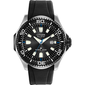 Citizen Men's Eco Drive Dive 47mm Watch BN0085-01E