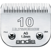 Andis #10 UltraEdge Blade Set for Pet Clippers