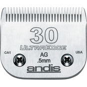 Andis #30 UltraEdge Blade Set for Pet Clippers