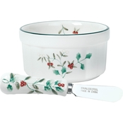 Pfaltzgraff Winterberry Dip Mix Set 12 oz.