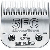 Andis #5FC UltraEdge Blade Set for Pet Clippers