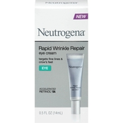 Neutrogena Rapid Wrinkle Repair Eye Cream, 0.5 oz.