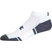 Under Armour Resistor Low Cut Athletic Socks 6 pk.