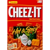 Kellogg's Cheez It Hot and Spicy Crackers 12.4 oz.
