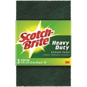 Scotch-Brite Heavy Duty Scour Pad 3 pk.