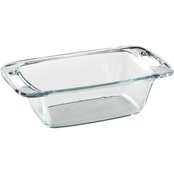 Pyrex Easy Grab 1.5 Qt. Glass Loaf Dish