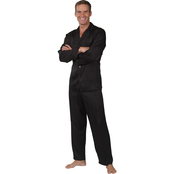 Majestic International Silk Herringbone Pajamas
