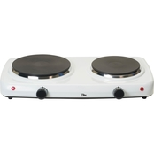Elite Cuisine Electric Double Buffet Burner