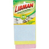 Libman Power Scrub Dots Kitchen and Dish Wipes