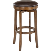 Hillsdale Brendan Backless Swivel Counter Stool