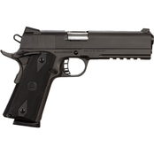 Armscor Tac Series Tac Standard 45 ACP 5 in. Barrel 8 Rds Pistol Black