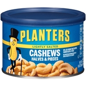 Planters Cashews Halves and Pieces