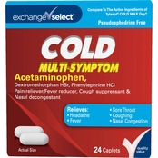 Exchange Select Daytime Cold Multi Symptom 24 ct.