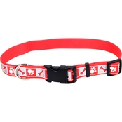 Coastal Pet Products Reflective Medium/Large Dog Collar