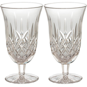 Waterford Lismore Classic 2 pc. Iced Beverage Glass Set