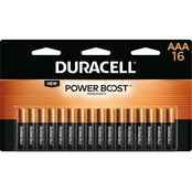 Duracell AAA Batteries 16 ct.