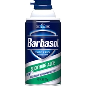 Barbasol Shave Cream Soothing Aloe