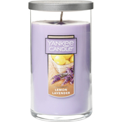 Yankee Candle Lemon Lavender Medium Perfect Pillar Candle
