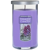 Yankee Candle Lilac Blossom Medium Perfect Pillar Candle