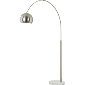 Pacific Coast Lighting Basque Arc 77 1/2 in. Floor Lamp