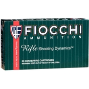 Fiocchi .308 Win 150 Gr. FMJ Boat Tail, 20 Rounds