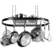 Range Kleen Hanging Oval Pot Rack