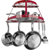 Range Kleen 2 Shelf Wall Mounted Pot Rack