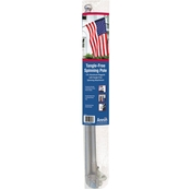 Annin Flagmakers 6 ft. Aluminum Flagpole