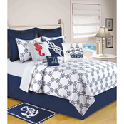 C&F Home Knotty Buoy Bed Skirt