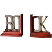Uttermost Book Bookends Set of 2