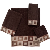 Avanti Precision Mocha 4 pc. Towel Set