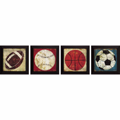 Propac Images Ball I, II, III, IV Wall Art