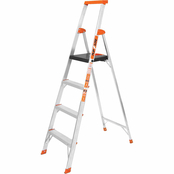 Little Giant Ladders 6 ft. Type 1A Flip-n-Lite Stepladder