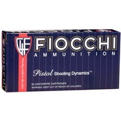 Fiocchi .357 Sig 124 Gr. FMJ, 50 Rounds