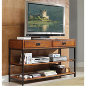 Home Styles Modern Craftsman Media TV Console