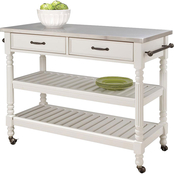 Home Styles Savannah Kitchen Cart