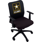 Presidential Seating Army Logo Chair